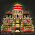 Inca stronghold