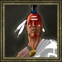Haudenosaunee War Chief