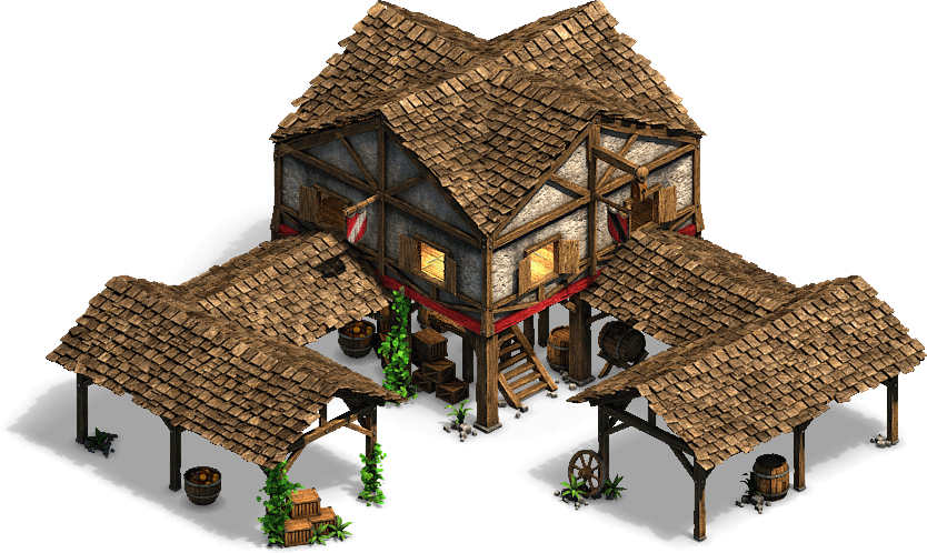 Buildings (Age of Empires II)