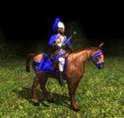 Veteran Dragoon model