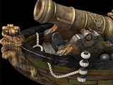 Elite Cannon Galleon