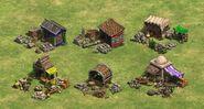 New mining camps de