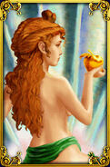 Afrodita Retrato