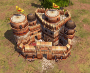 Red Fort aoe3