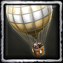 Hot air balloon aoe3de