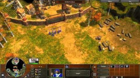 Age of empires 3 Campaña Acto 2 Misión 3 En español (voces y texto)