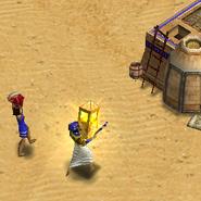 Pharaohcarryingrelic