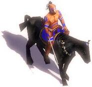 Musket Rider
