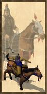 Meteor Hammer history portrait