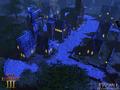 German colony at night