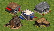 04 - Todos los tipos de casa en la Edad del Bronce