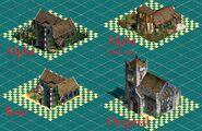 Alpha beta monastery