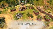 Suecos AoE3 DE