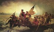 Washington Crossing Delaware River