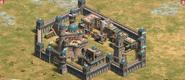 河中地區 軍事建築 城堡後