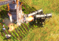 Great bombard attack