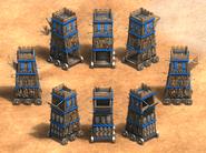 Siegetower view aoe2de