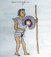 Aztec messenger CM