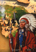Comanche artwork