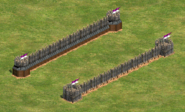 Fortifiedpalisadewall