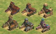 New archery ranges castle