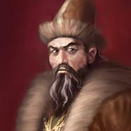 Ivan the Terrible avatar DE
