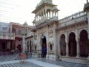 Karni Mata courtyard
