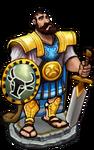 KingAgamemnonInProgress