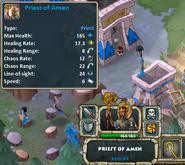 Priests of Amen-Common