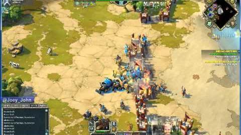 Age of Empires Online Walkthrough - Pt