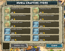 Nubia Crafting Store.png
