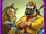 Charioteer Bahadur