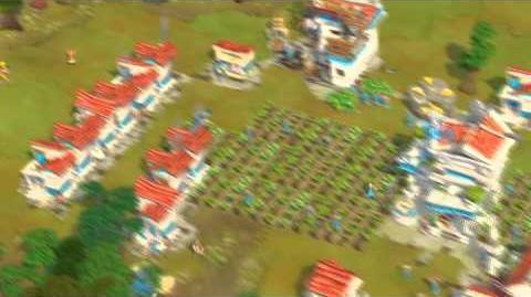 Age of Empires Online - PC - Debut Trailer Gamescom 2010