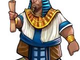 Find Pharaoh's Luggage