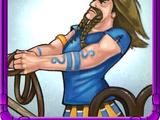 Chariot Rider Leotarios