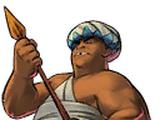 Spearman (Egyptian)