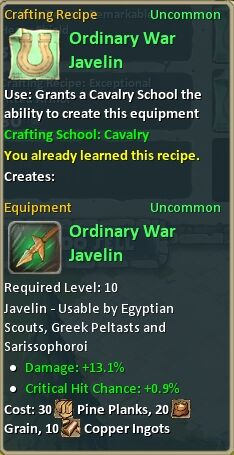 Craft ordinary war javelin.jpg