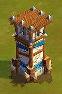 Greek Guard Tower1