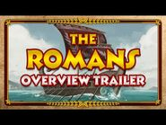 Age of Empires Online- The Romans Overview Trailer