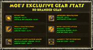 Moe Old Gear Exclusive