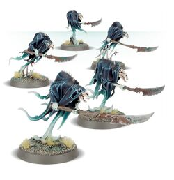 Glaivewraith Stalkers Nighthaunt 2ª Edición Soul Wars miniaturas.jpg