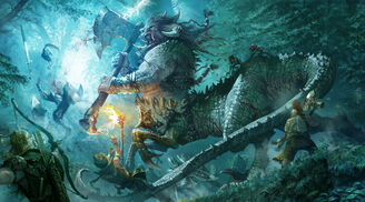 Ogro Dragón Shaggoth de Ryan Barger.jpg