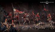 Dinastía Kastelai en Batalla contra los Forjados de la Tormenta