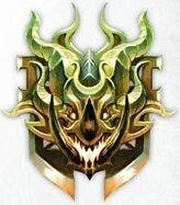Emblema Logia Lofnir Matadores Ígneos Fyreslayers Sigmaroteca