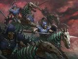 Kavalos Deathriders (Jinetes de la Muerte Kavalos)