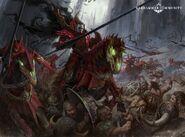 Caballeros Sangrientos de la Dinastía Kastelai