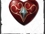 Corazón de hierro de Khaine