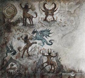 Pinturas Rupestres de Kragnos