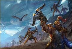 Vanguard hunters hammers sigmar ilustracion 1.jpg