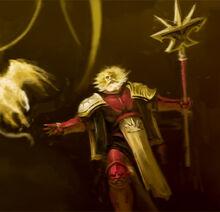 Evocator de los Celestial Warbringers
